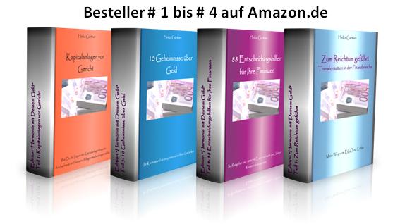 Besteller alle 4 ebooks