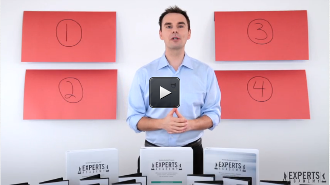 Experts Academy - Millionaire Training for The New Class of Experts